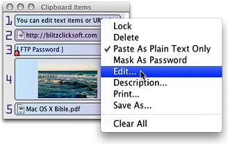 Savvy Clipboard is a handy clipboard manager that lets you use multiple clipboard, store frequently used items and passwords, edit clipboard text, and more.